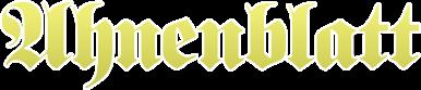 Ahnenblatt