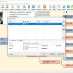 Die Aufgabenverwaltung zeigt gesammelt alle Aufgaben, die man bei den einzelnen Personen eingetragen hat.
