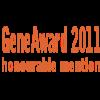 zu den GeneAward Gewinnern 2011
